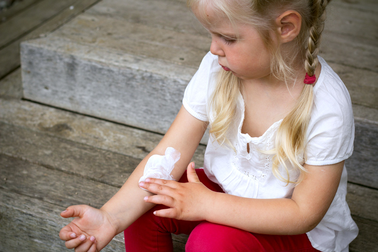 paediatric eczema care