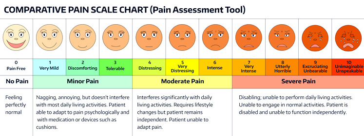 Pain As The Fifth Vital Sign Pain Assessment