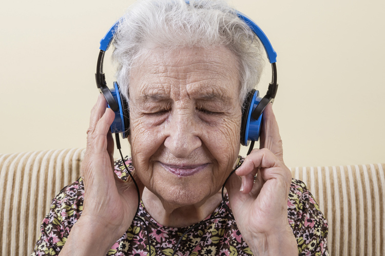 Music Therapy Stroke care