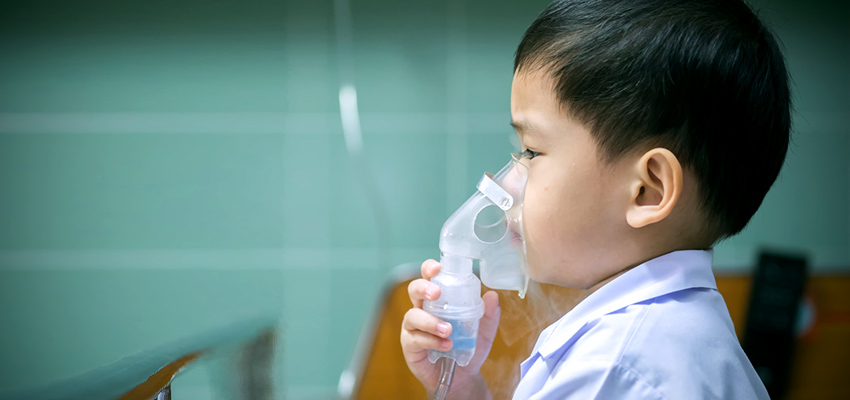 Cover image for article: Paediatric Respiratory Assessment