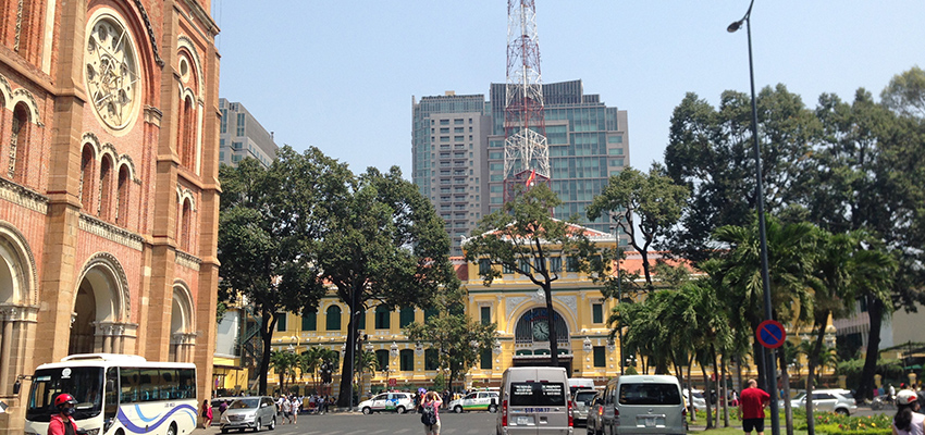 Cover image for article: Day One: Nursing in Ho Chi Minh City