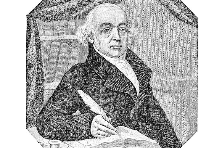Homeopathy - Christian Friedrich Samuel Hahnemann