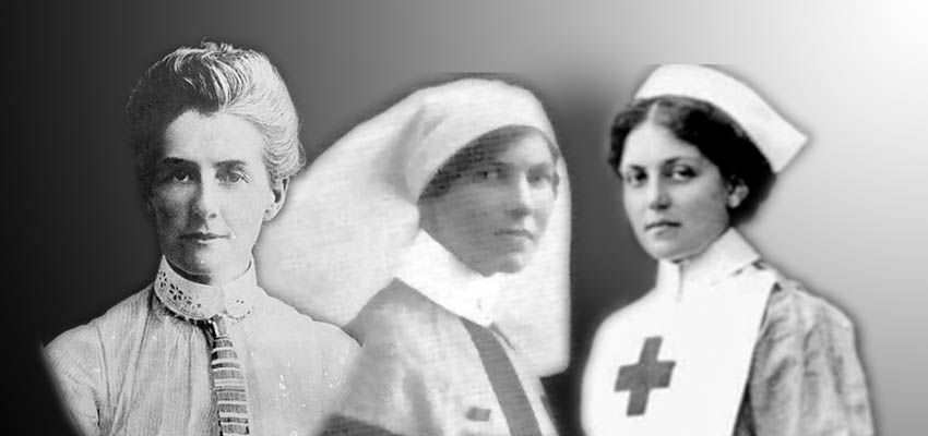 Cover image for article: Episode 16 - Ten Ordinary Nurses Who Were Simply... Extraordinary!