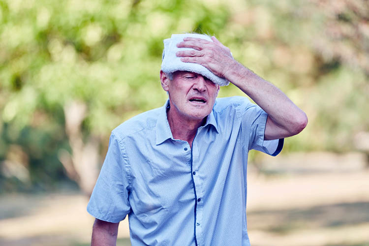 heat related illnesses are one of the most common hospital presentations over christmas