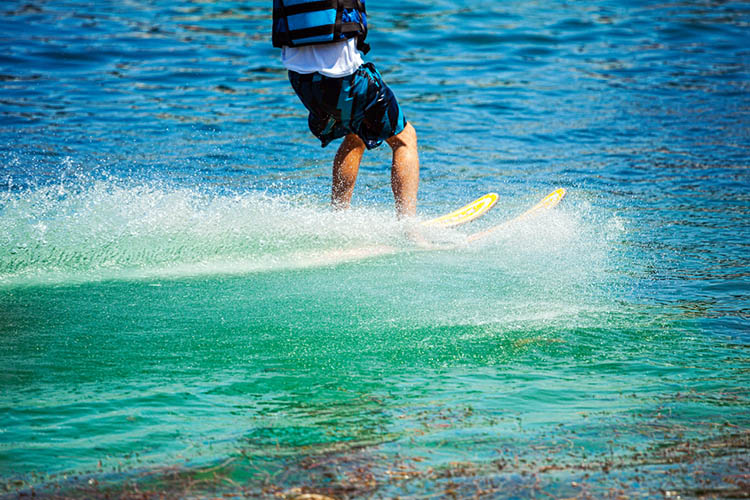 trauma from recreational activities like water skiing are one of the most common hospital presentations over christmas
