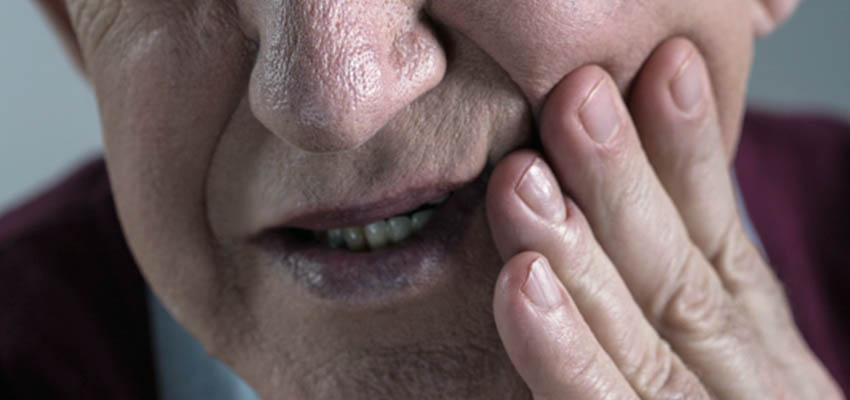 Cover image for article: Aged Care and Oral Health - World Toothache Day February 9th