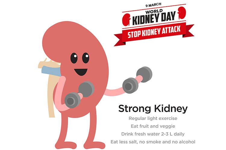 know about kidney health