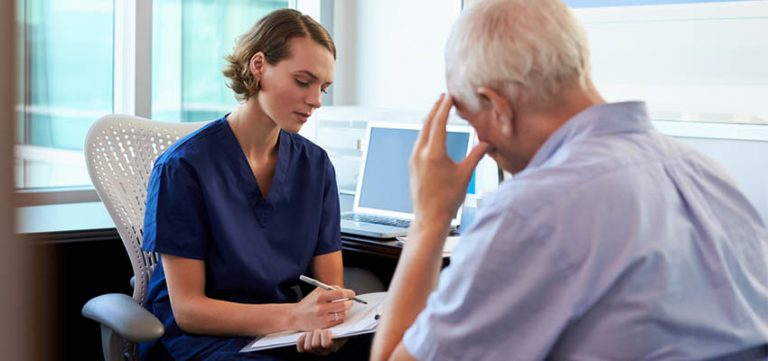 Image for Receiving Complaints from a Patient, Relative or Visitor