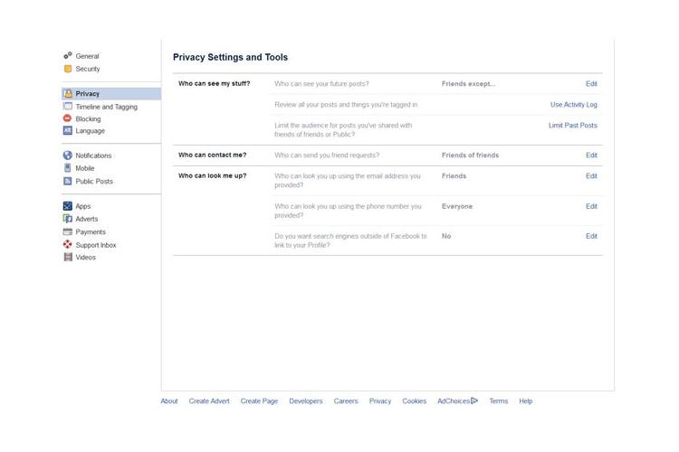 Nurses Guide Securing Online Facebook Privacy