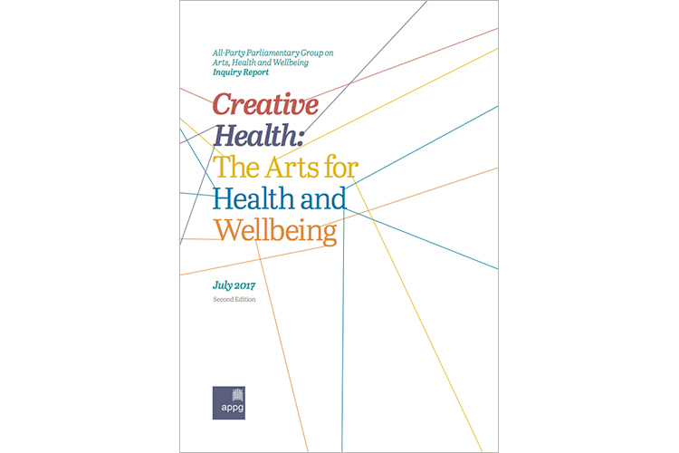 Creative Health Explained - What Does it Mean For Nurses and Midwives? report cover