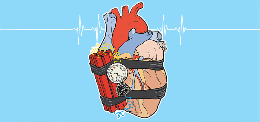 Cover image for article: Heart Failure Readmission and Rebound Hospitalisations